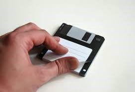 floppy disk 2