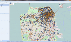 WordStat: GIS Viewer