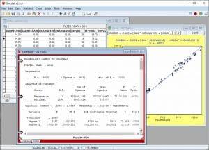 SimStat – logiciel d'analyse statistique et de « bootstrap »
